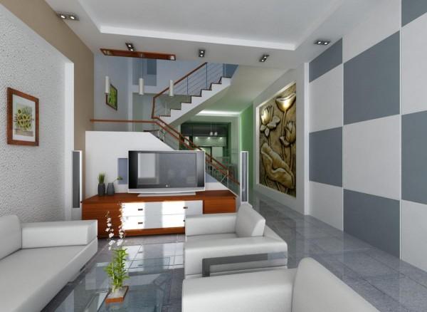 Nha-ong-cu-duoc-cai-tao-nhu-moi-theo-phong-cach-hien-dai Cải tạo nhà ống cũ theo phong cách nội thất hiện đại