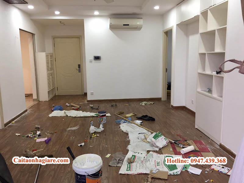 anh-cong-trinh-dang-thi-cong-son-nha Báo giá sơn nhà
