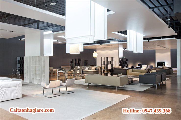 bao-gia-thiet-ke-noi-that-showroom Báo giá thiết kế nội thất showroom
