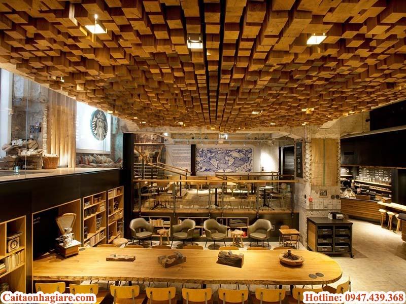 thiet-ke-cai-tao-quan-cafe-theo-phong-cach-co-dien Thiết kế cải tạo quán cafe theo phong cách cổ điển