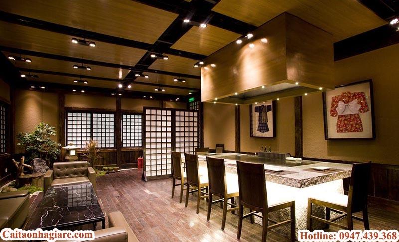 thiet-ke-nha-hang-dep-chuyen-nghiep Thiết kế nhà hàng đẹp chuyên nghiệp