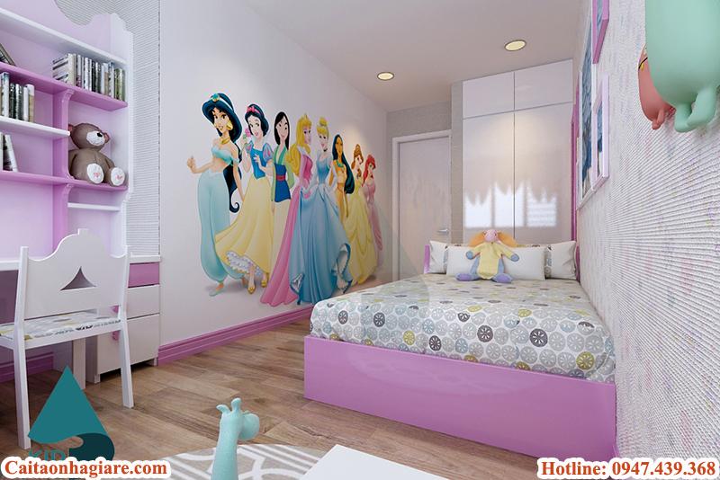 thiet-ke-phong-ngu-cho-cac-be Thiết kế phòng ngủ cho các bé