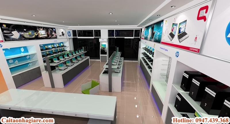 thiet-ke-showroom-cua-hang-dep-va-hien-dai Thiết kế showroom cửa hàng đẹp và hiện đại