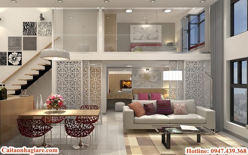 thiet-ke-tang-lung-dep-cho-nha-nho Thiết kế tầng lửng đẹp cho nhà nhỏ