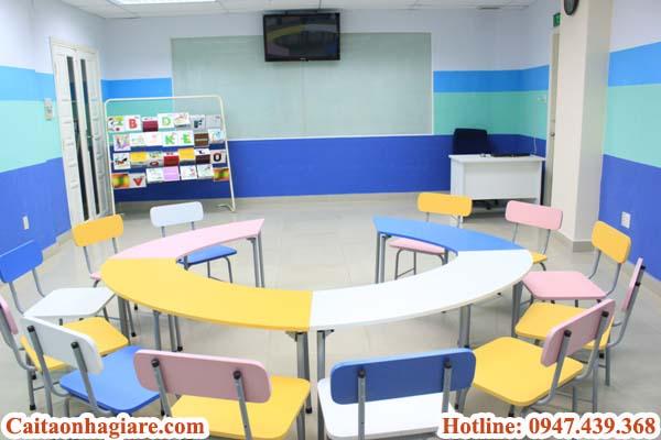 thiet-ke-trung-tam-day-hoc-dep Thiết kế trung tâm dạy học đẹp